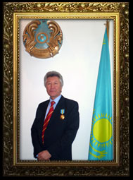Abdullaev Ondassyn Abdullaevich