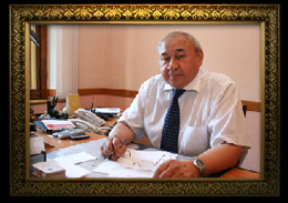 Kerimbayev Bigali Daniyalovitch